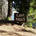 Cave Falls Yellowstone
